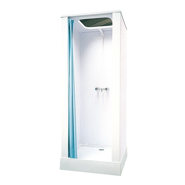 Cabine de douche cabine mobilier wc camping car for Installer cabine de douche