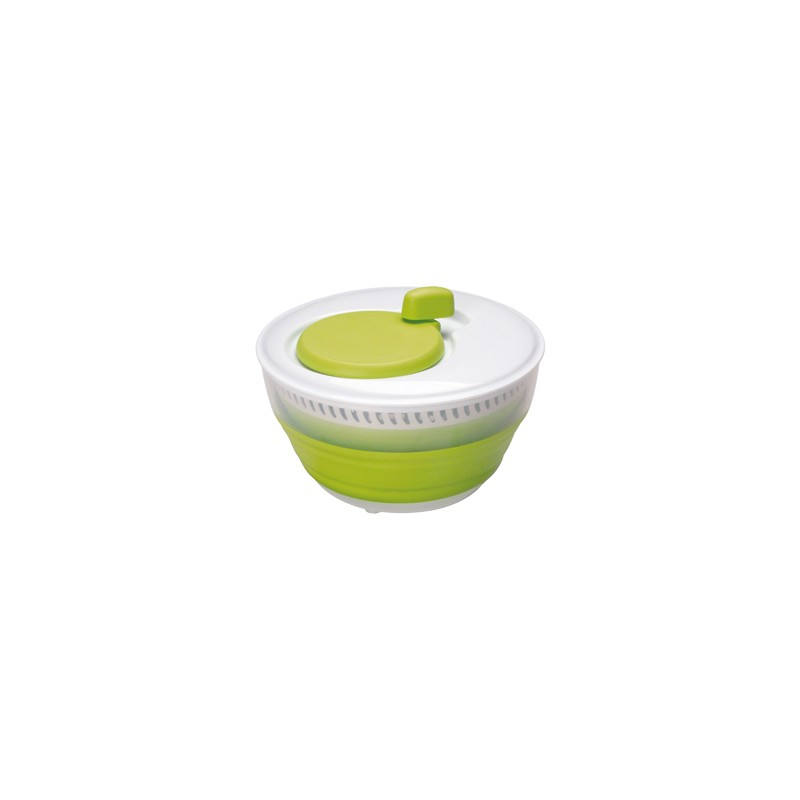 Essoreuse salade r tractable pour le camping univers accessoires - Essoreuse a salade retractable ...