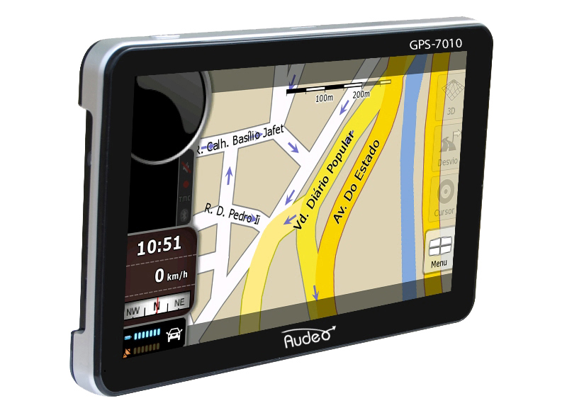 Autoradio / GPS camping car