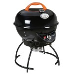 BARBECUE GAZ CITY GRILL OUTDOOR CHEF