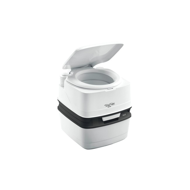 wc chimique porta potti 165 wc chimique portable wc camping car salle de bain eau wc. Black Bedroom Furniture Sets. Home Design Ideas