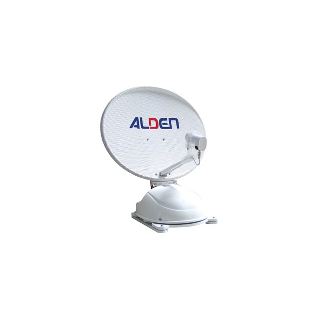 Antenne satellite camping car alden univers accessoires for Antenne satellite interieur