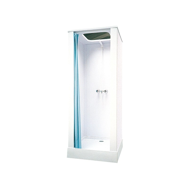 Cabine de douche cabine mobilier wc camping car for Mobilier wc