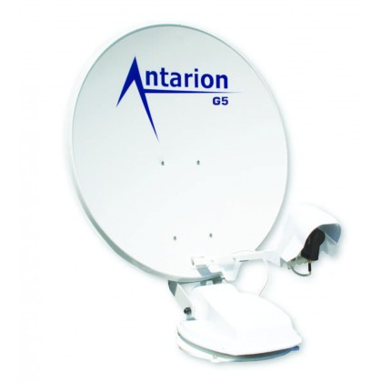 Antenne satellite automatique  Antarion 72 G5 + démodulateur