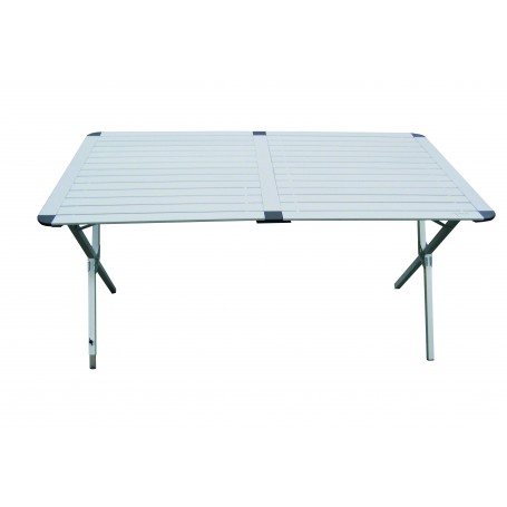TABLE ALU CLAYETTE