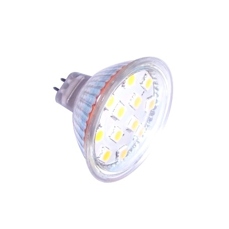 led  type MR 16, 100 lumens