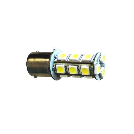 led type BA 15S, 130 lumens