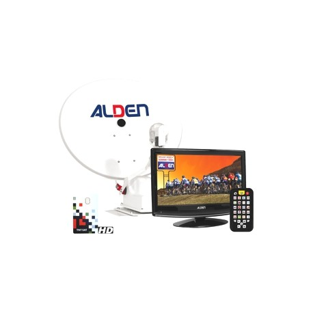 antenne automatique  ONELIGHT 65 + TV AIO HD 16""
