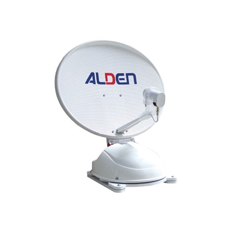 Antenne sattellite ALDEN AS3 80 camping car