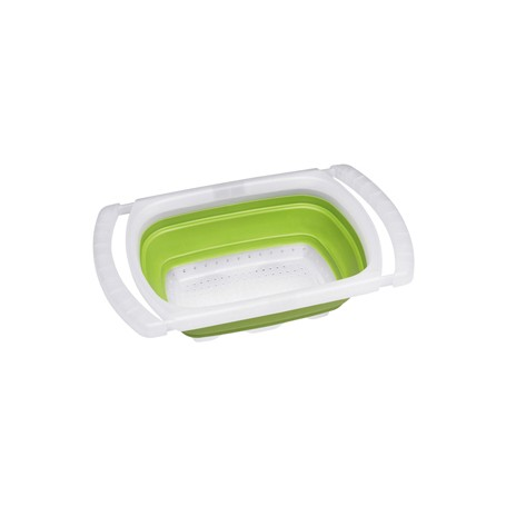 passoire silicone rétractable camping
