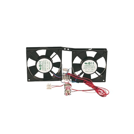 Ventilateur double 12V
